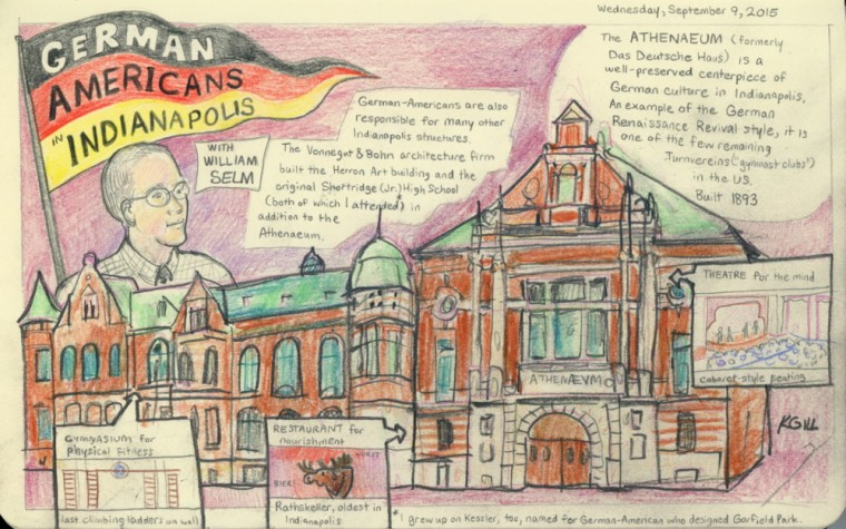 Spark Walk No. 3 – Indy's German Heritage & History