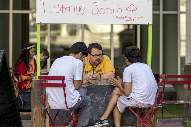 What I've Learned from Hosting the Listening Booth