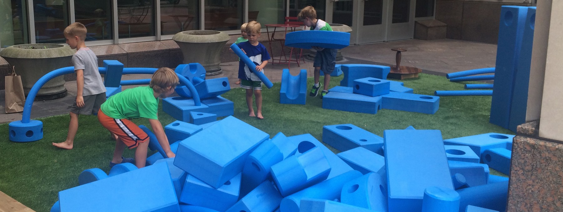 slider 9-blue blocks