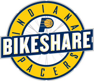 Pacers Bike Share logo