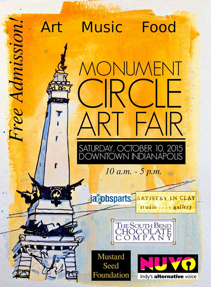 Preview: Monument Circle Art Fair