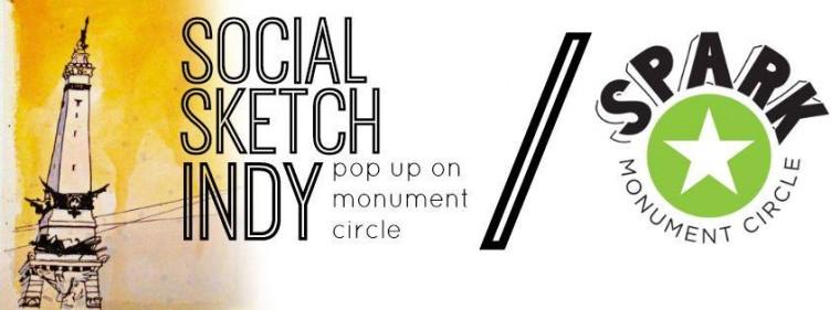 Social Sketch Indy